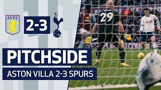 PITCHSIDE CAM | BEHIND THE SCENES | Aston Villa 2-3 Spurs