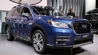 2019 Subaru Ascent - 2017 Los Angeles Auto Show