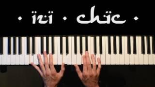Chic   IZI (Piano Cover + Download Spartito)
