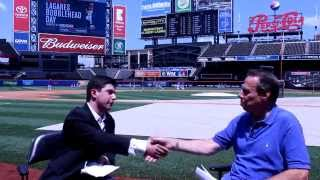 Interview with New York Mets Broadcaster Howie Rose