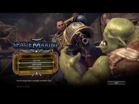Warhammer 40,000 Space Marine Enemy of mine 05