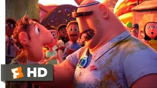 Cloudy With A Chance Of Meatballs - I Love My Son Scene  10 10    Movie S