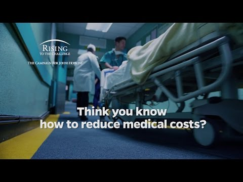 Think you know how to lower medical costs?