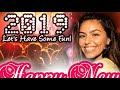 Happy New Year Countdown 2015 | in English with.