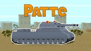 Ратте мультики про танки