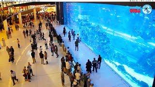 Dubai Mall World 's largest Shopping Mall 2019 HD