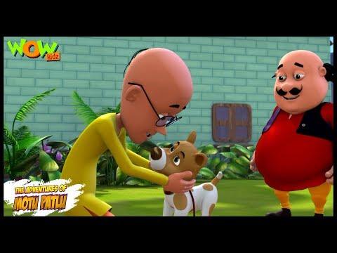 Motu ka doggy - Motu Patlu in Hindi - 3D Animation Cartoon - As on Nickelodeon
