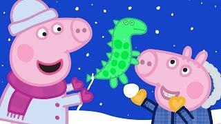 Video Peppa Pig po Polsku najlepsze odcinki - Mrozny Zimowy Dzien - Świnka Peppa 🎄 MP3, 3GP, MP4, WEBM, AVI, FLV Agustus 2019
