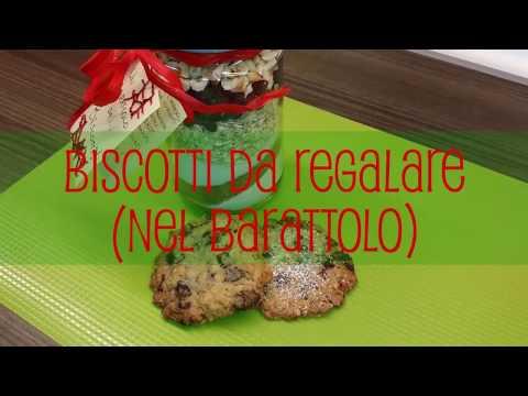 Biscotti da regalare (nel barattolo) di Natalia Cattelani