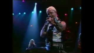 [HQ 480p] (03) Judas Priest - Freewheel Burning [1983.12.18 - Dortmund, Germany]