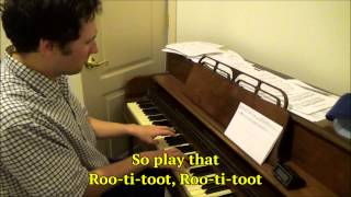 Roo-ti-Toot on Your Ragtime Flute, played by Andrew Barrett