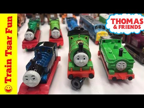 ERTL Thomas and Friends Train Collection #ttfc