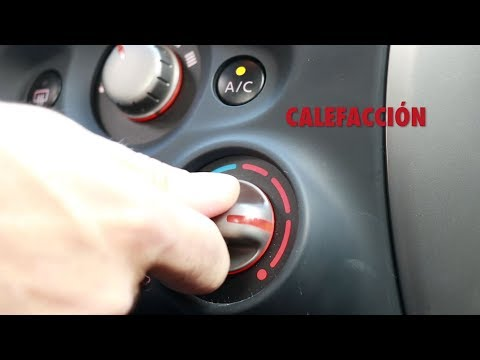 La calefacción del auto - Informe - Matias Antico - TN Autos