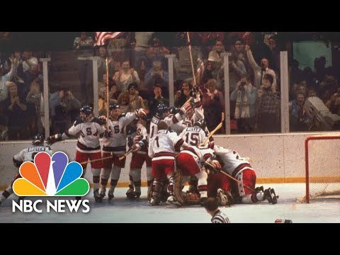 'Miracle On Ice' 40 Years Later: Team Looks Back On Historic Victory | NBC Nightly News
