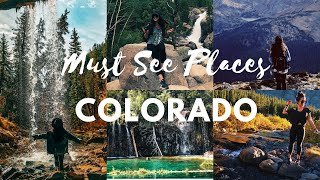 COLORADO| 10 BEST PLACES TO GO (WITH PICTURES)