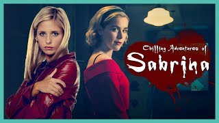 Chilling Adventures of Sabrina - Buffy Style Intro