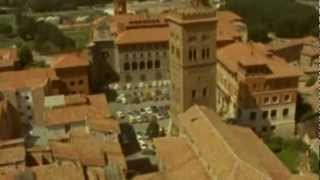 preview picture of video 'Glorioso Mester - Teruel, a vista de pájaro'