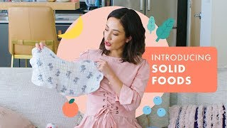 How to Feed Your Baby Solid Food | Susan Yara