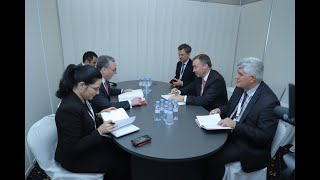 Meeting of Foreign Minister Zohrab Mnatsakanyan with Toivo Klaar, the EU Special Representative for the South Caucasus and the crisis in Georgia