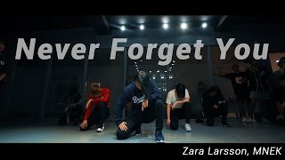 Zara Larsson, MNEK   Never Forget You (Dance. 1G)