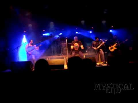 Mystical End - The Master Plan (Live 2011)