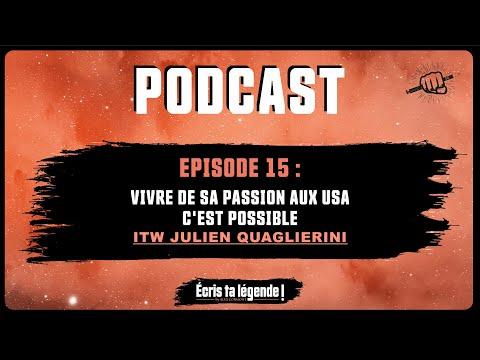Podcast - Comment vivre le rêve américain ? (Julien Quaglierini)