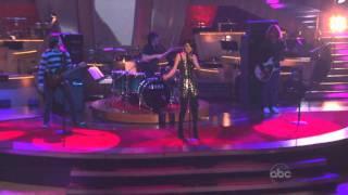 Selena Gomez - Falling Down - 09.29.09 (Dancing With The Stars) HD