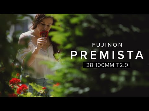 External Review Video 1Qn-mTMMNNg for Fujifilm Premista Cinema Lenses