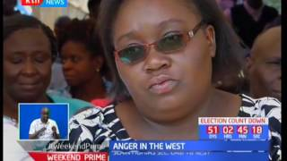 Anger in the west: Leaders demand probe on Lubya's death
