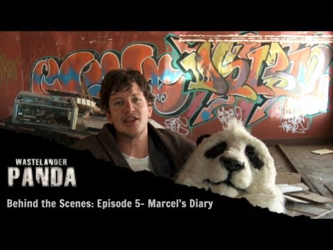 Behind the Scenes Episode 5: Marcel's On Set Diary