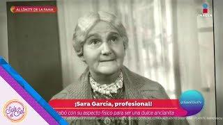 La Simpática Abuelita Del Cine Mexicano: Sara García