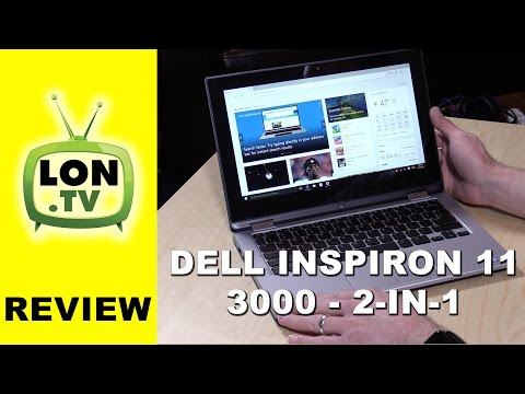 Dell Inspiron 11 3000 2 in 1 Laptop Review – New 2016 i3 Version – i3158-3275SLV