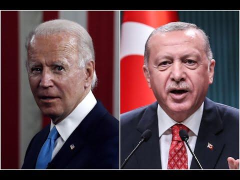BIDEN vs ERDOGAN! Turkey & USA FEUD Publicly