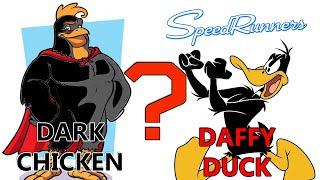 Dark Chicken vs Daffy Duck 🎮 Speedrunners #67