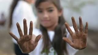 Nitya Seva Children celebrate Tree Plantation Day