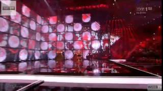HD Eurovision 2014 Poland: Donatan & Cleo - My słowianie - We are Slavic ( Live at Semi-final 2 )