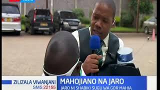 Zilizala Viwanjani: Shabiki sugu wa Gor Mahia Jaro Soja