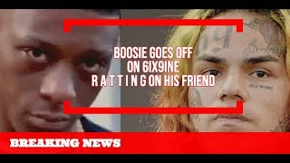 Update: Boosie REACTS EXPOSES How T E K A S H I Gave up His Friend and How Disgusting That is