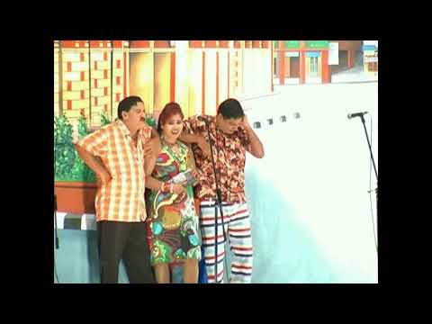 Comedy By Janet, Sally, Seby And Shaikh Amir - Godwin Afonso