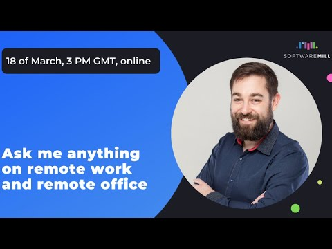AMA - How you and your business can go remote?
