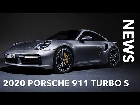 10 Fakten zum 2020 Porsche 911 Turbo S Beschleunigung Sound 0-100 km/h Preis | Voice over Cars News