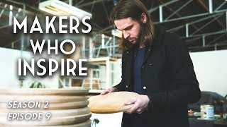 Max Hunt - Furniture Designer | MAKERS WHO INSPIRE