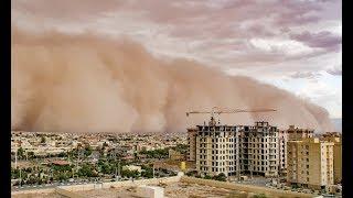 "Prophecy Alert: ""Apocalyptic Sandstorm Hits Iran"" Doomsday Feelings"