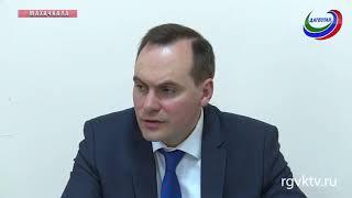 Премьер Дагестана Артем Здунов провел заседание правительства