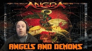 Jerkturtle Reacts: Angra- Angels and Demons