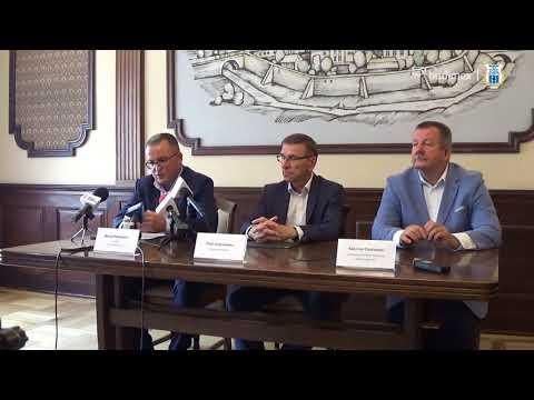 Prezes Stomilu przedstawił główne założenia klubu