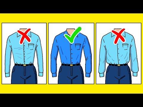 12 regole di stile che ogni uomo dovrebbe conoscere