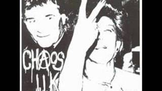 Chaos Uk - Too Cool For School, To Stupid For The Real World