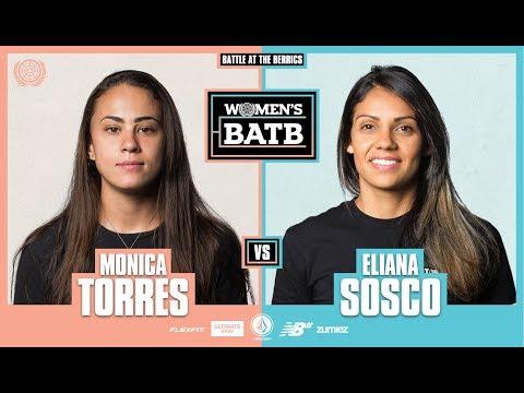 WBATB | Monica Torres vs. Eliana Sosco - Round 1