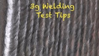 Stick Welding Tips Vertical 7018